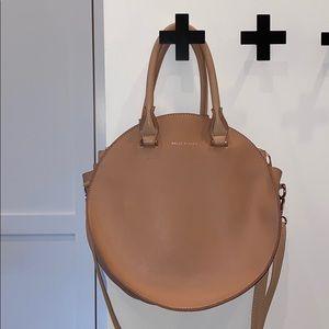 Melie Bianco Dust pink round purse